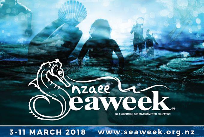 sea week 2018 poster