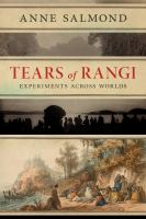 Tears of Rangi Book Cover