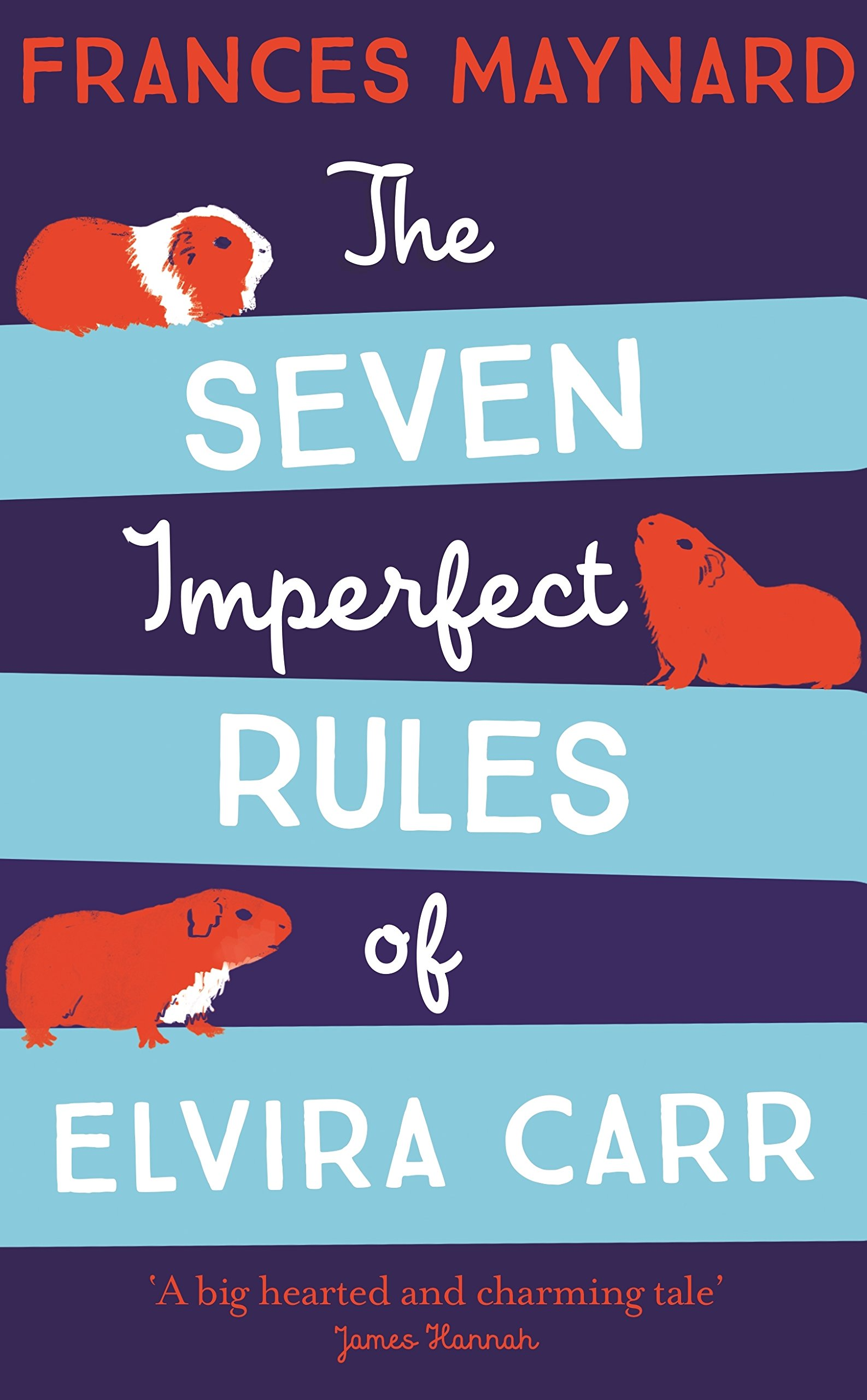 The seven imperfect rules of elvira carr cover