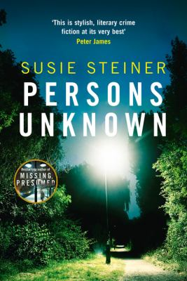 Persons Unknown Susi Steiner