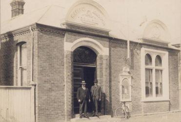 Kaiapoi Borough Council Chambers