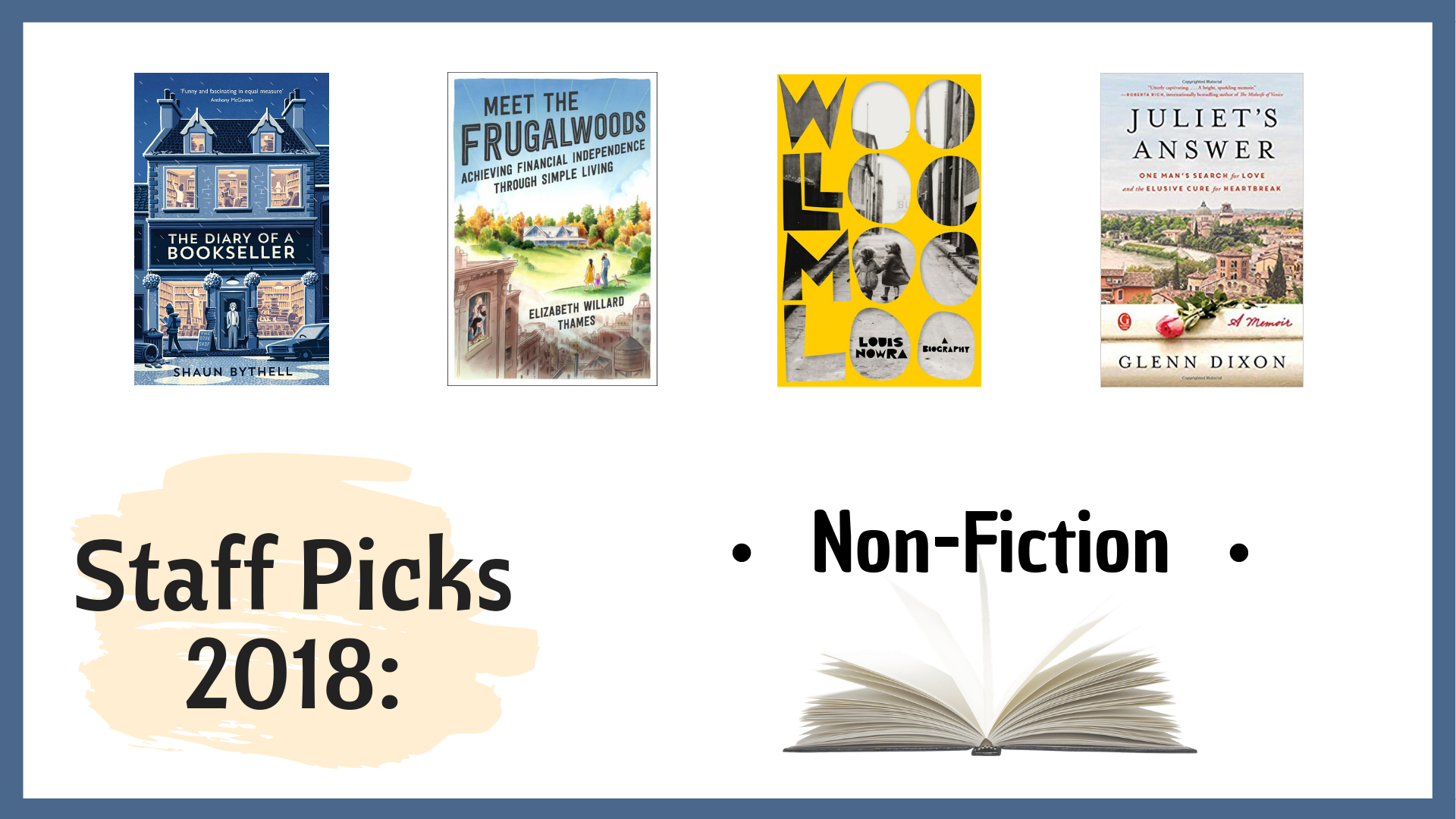 Staff Picks 2018: Non-Fiction