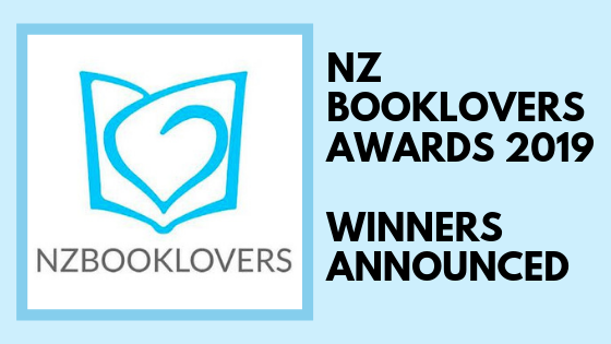 NZ Booklovers Awards 2019 Winners Announced thumbnail image.