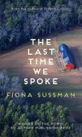 the last time we spoke book cover