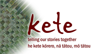 Kete small banner