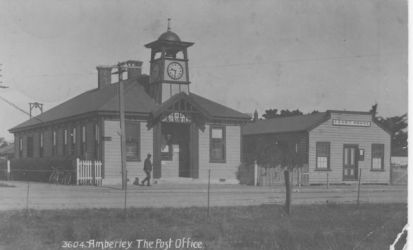 Amberley Post Office and Court House