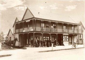 Johnston's Temperance Hotel