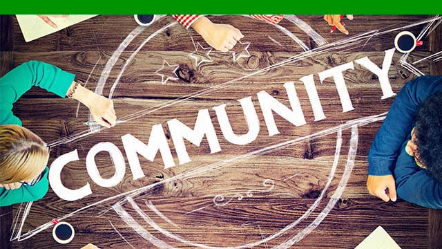 Community eResources thumbnail image.