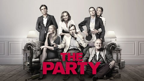 The Party -Kanopy