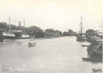 Kaiapoi Port