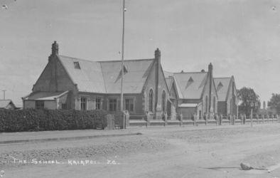 Kaiapoi School