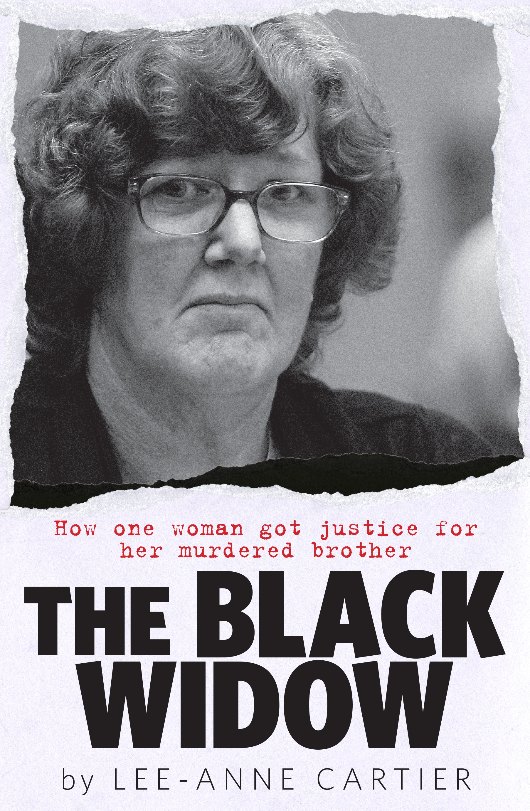 Black Widow Lee-Anne Cartier