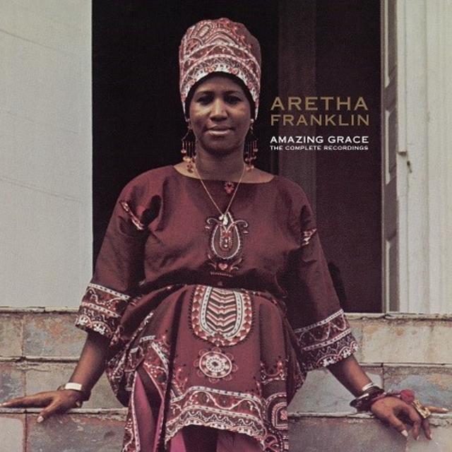 Aretha Franklin Amazing Grace cd