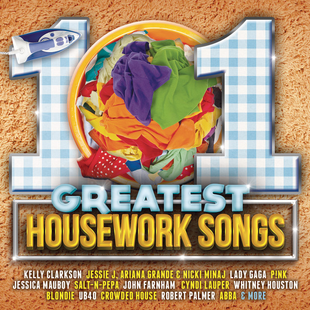 101 Greatest Housework Songs CD