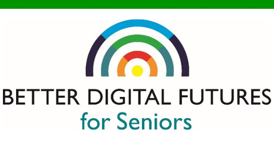 Better Digital Futures for Seniors thumbnail image.