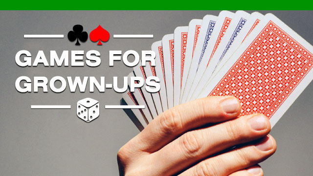 Games for Grownups  thumbnail image.