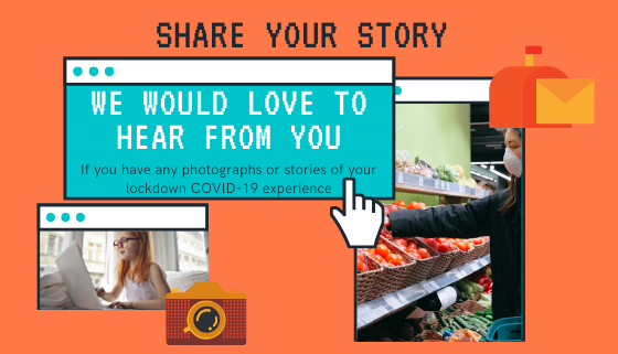 Share Your Story thumbnail image.