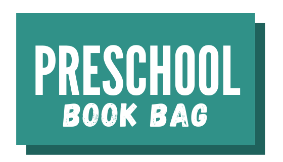 Preschool Book Bag