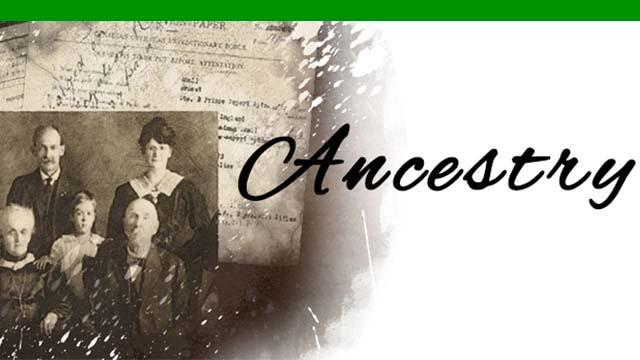 Ancestry thumbnail image.