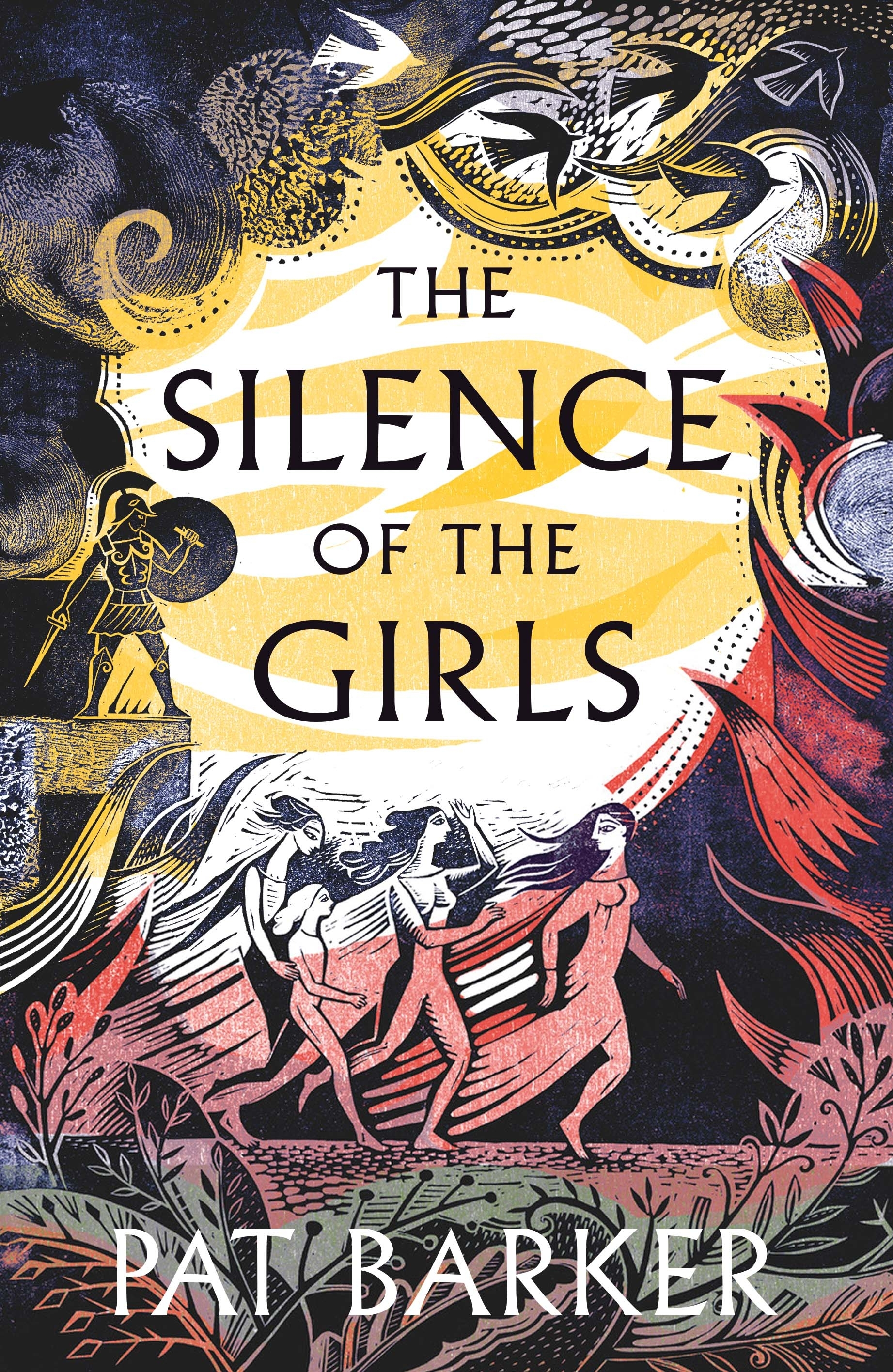 The Silence of the Girls cover