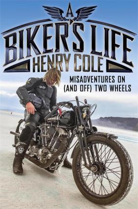 a biker's life cover