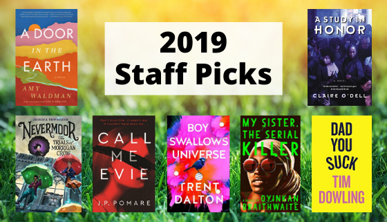 Staff Recommendations: End of Year 2019 thumbnail image.