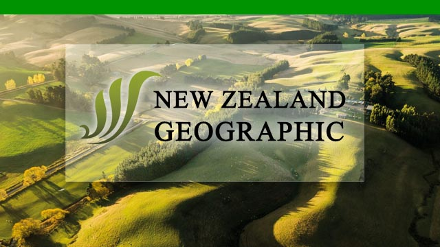 New Zealand Geographic thumbnail image.