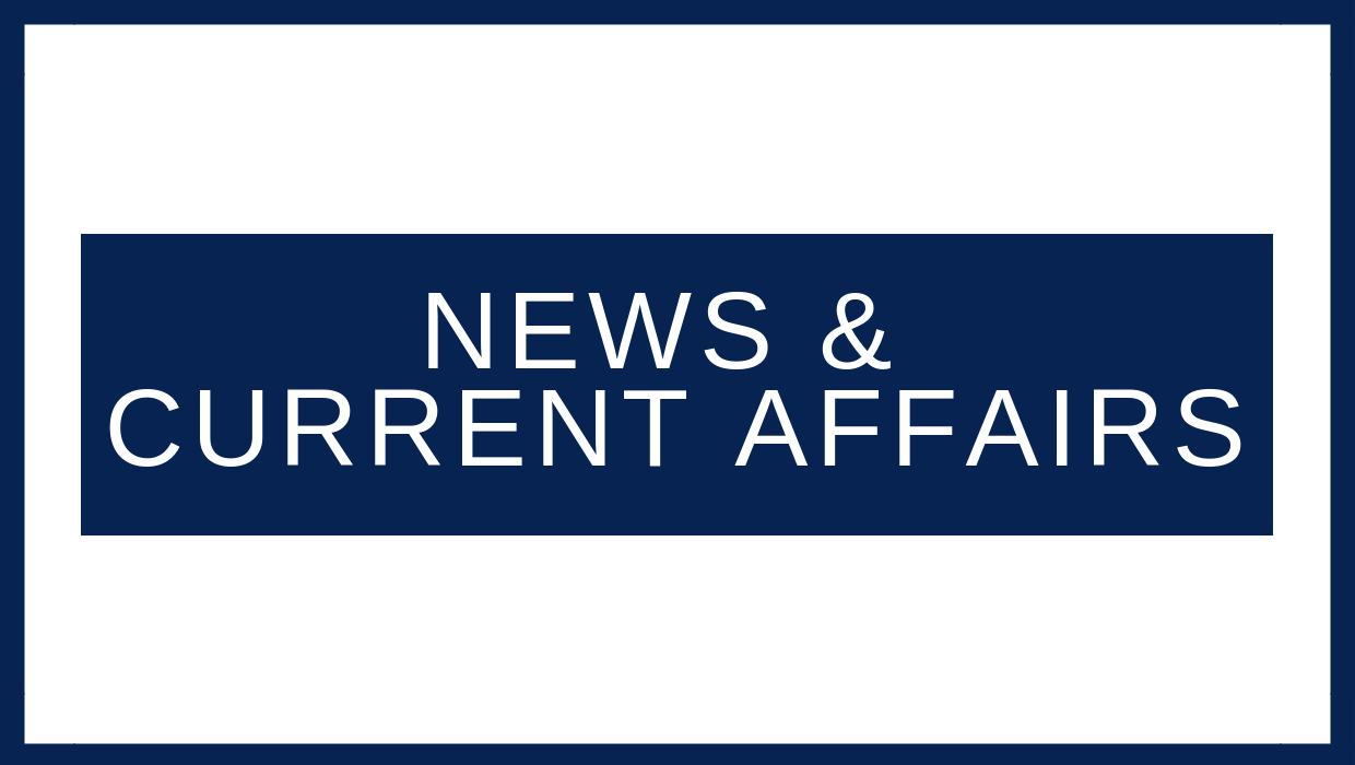 News & Current Affairs button