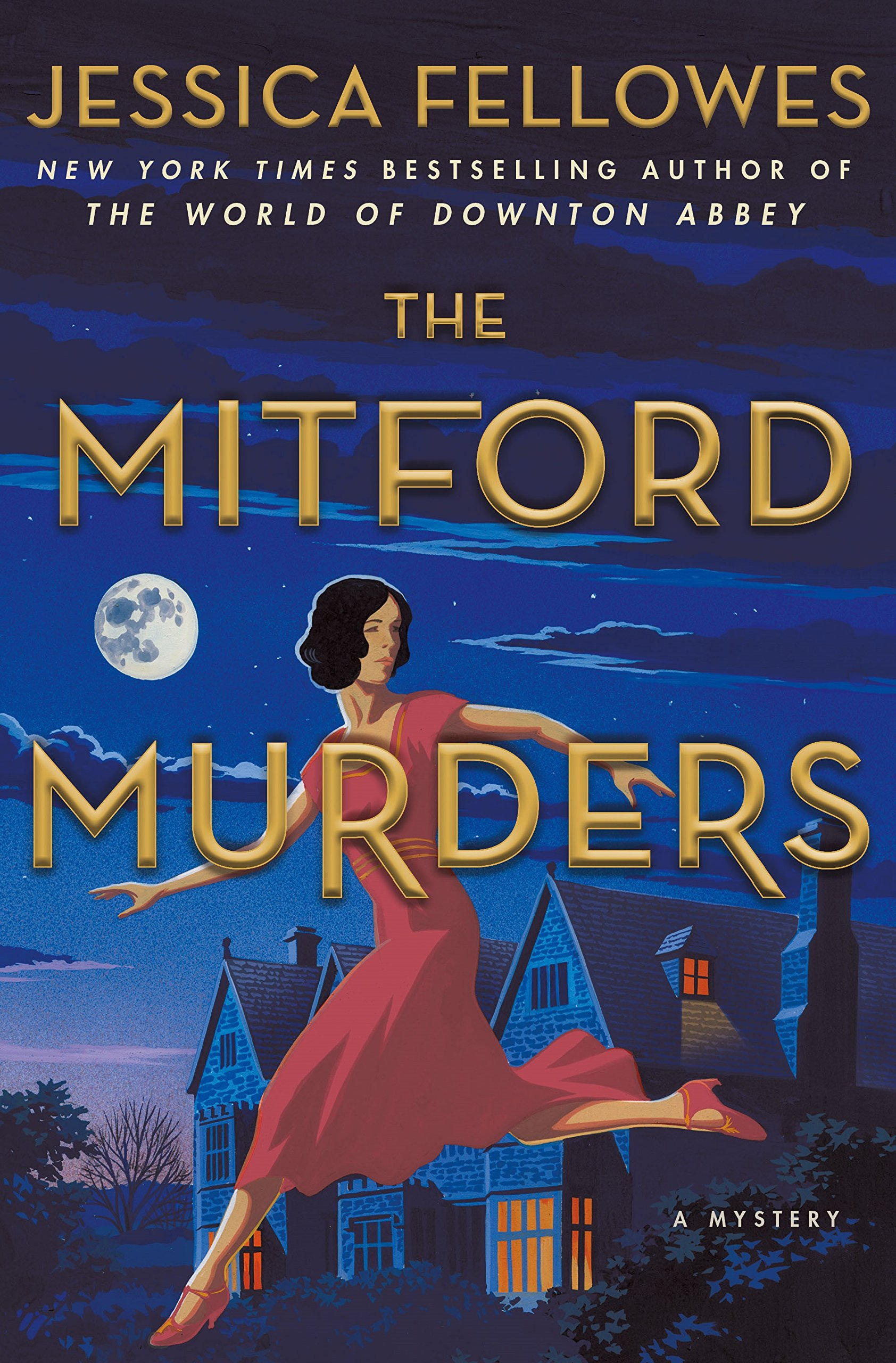 The mitford murders cover