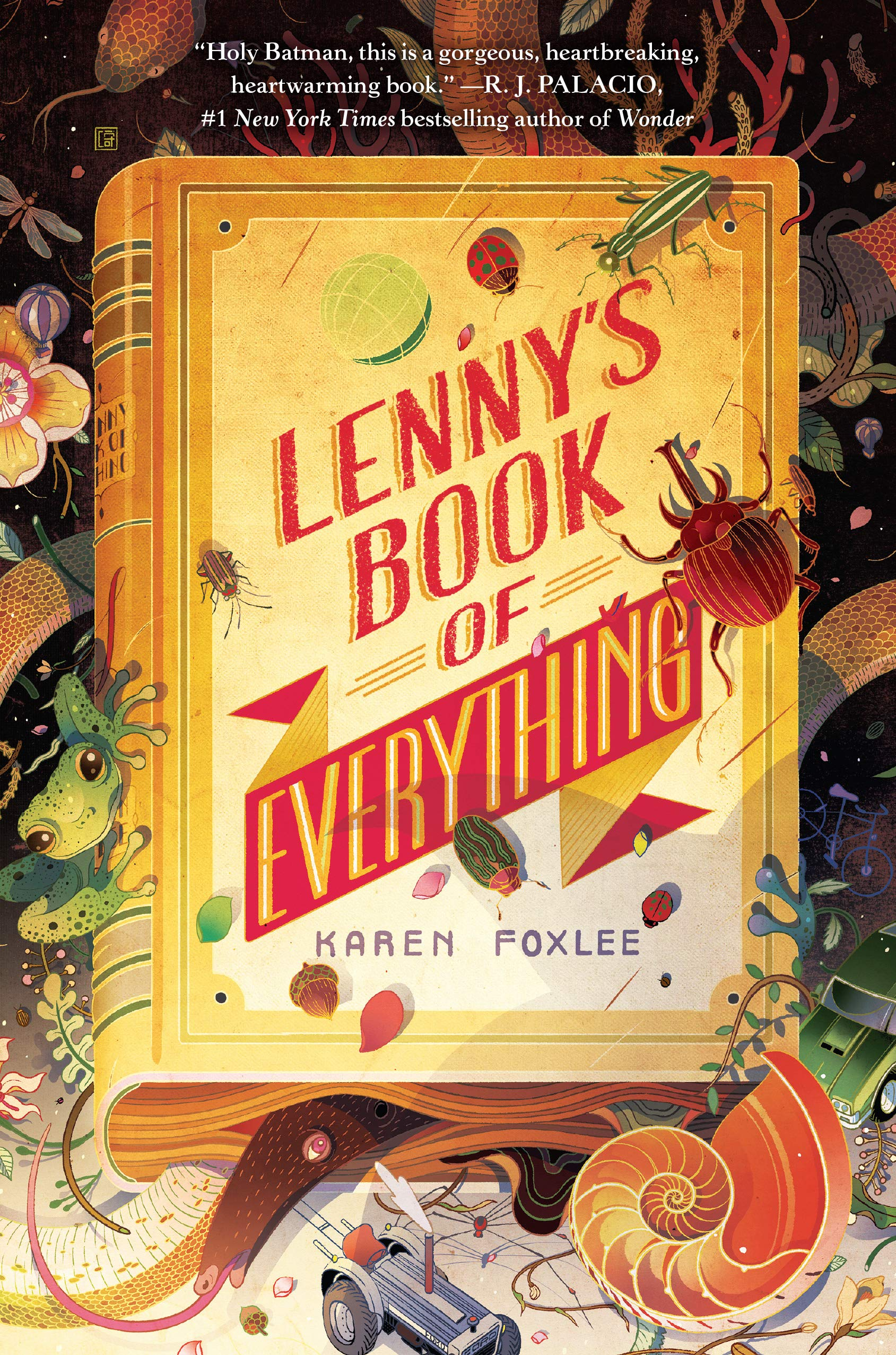 lenny's book of everything cover