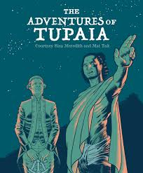 The adventures of tupaia cover