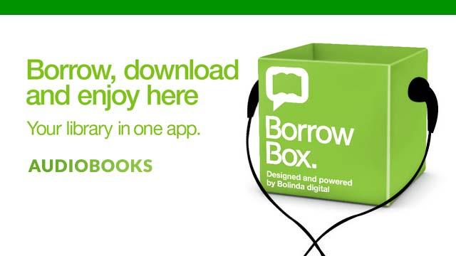 BorrowBox eAudiobooks thumbnail image.