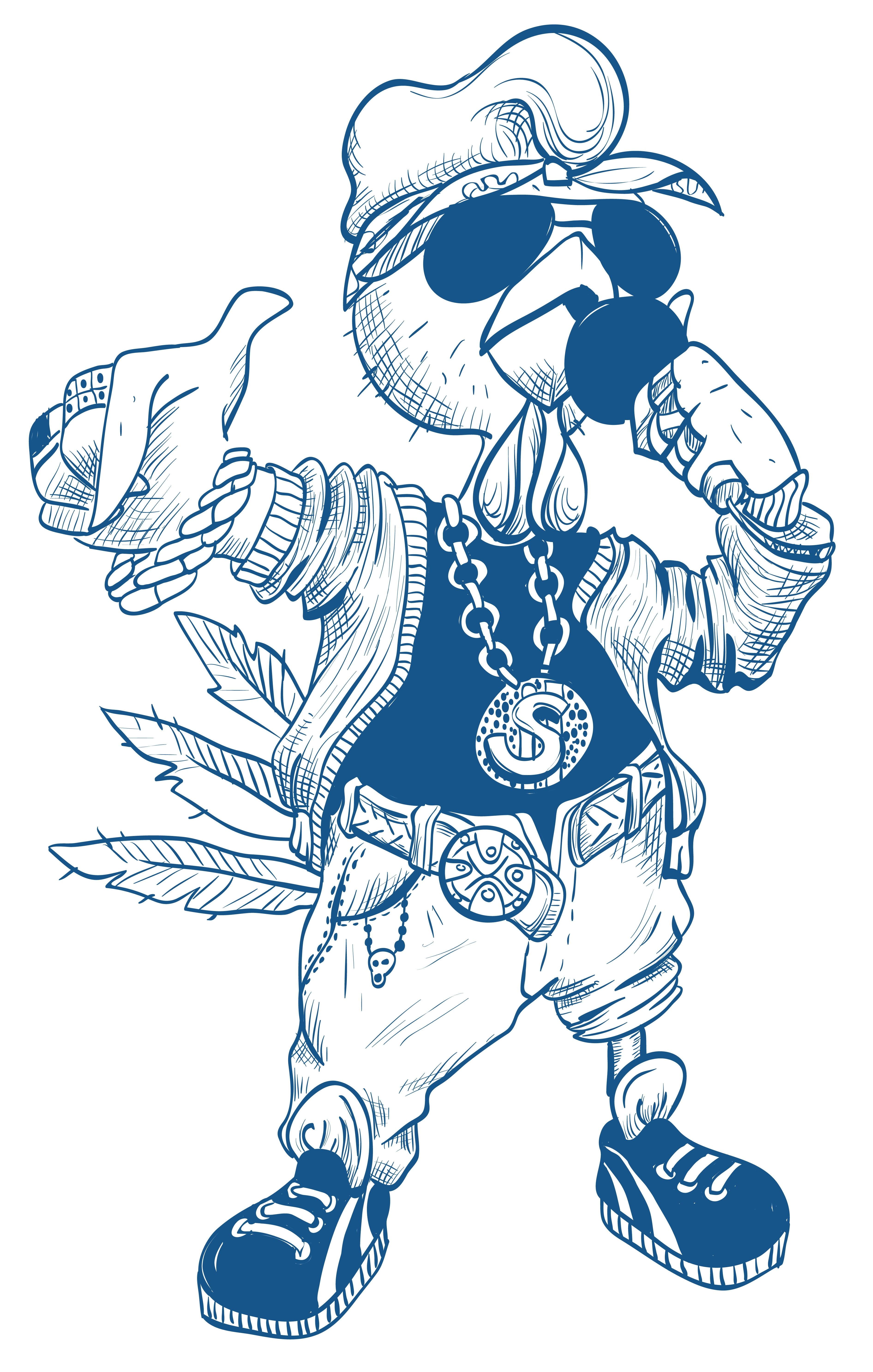 Chicken Rapper