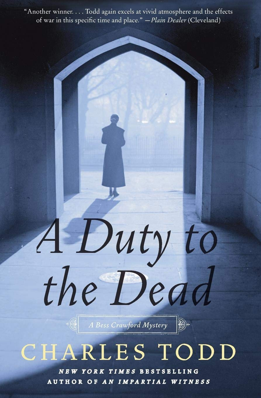 a duty to the dead cover