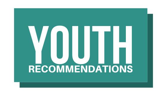 Digital Recommendations Teen Button