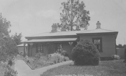 Amberley Police Station