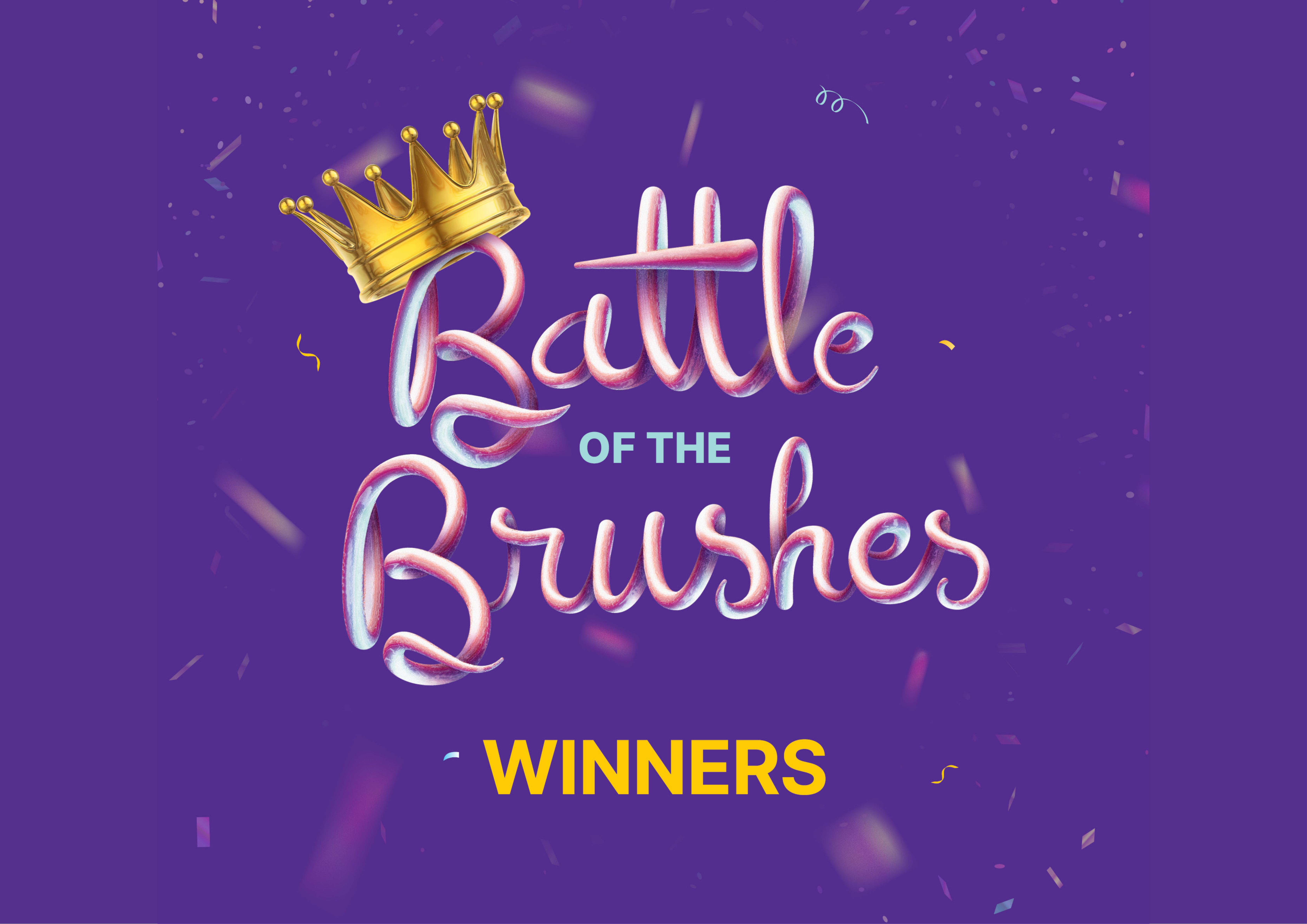 Battle of the Brushes Results thumbnail image.