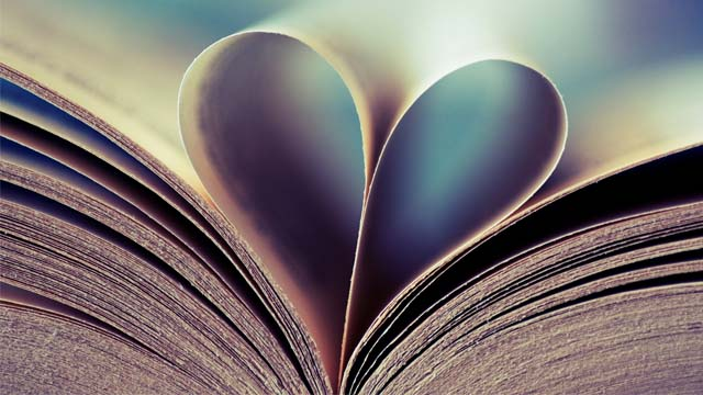 Fall in love with a book this Valentine's Day thumbnail image.