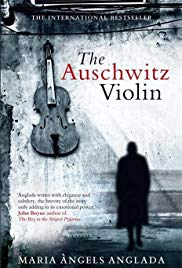 the auschwitz violin cover