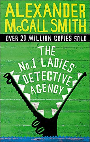 The No 1. Ladies' Detective Agency cover