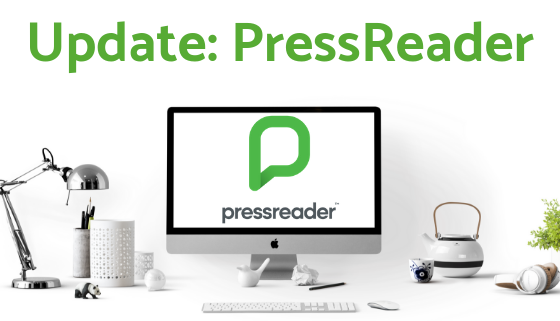 Printing from PressReader Update thumbnail image.
