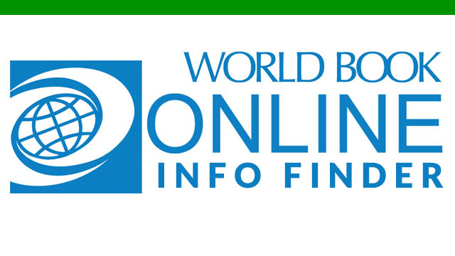 World Book online info finder thumbnail image.