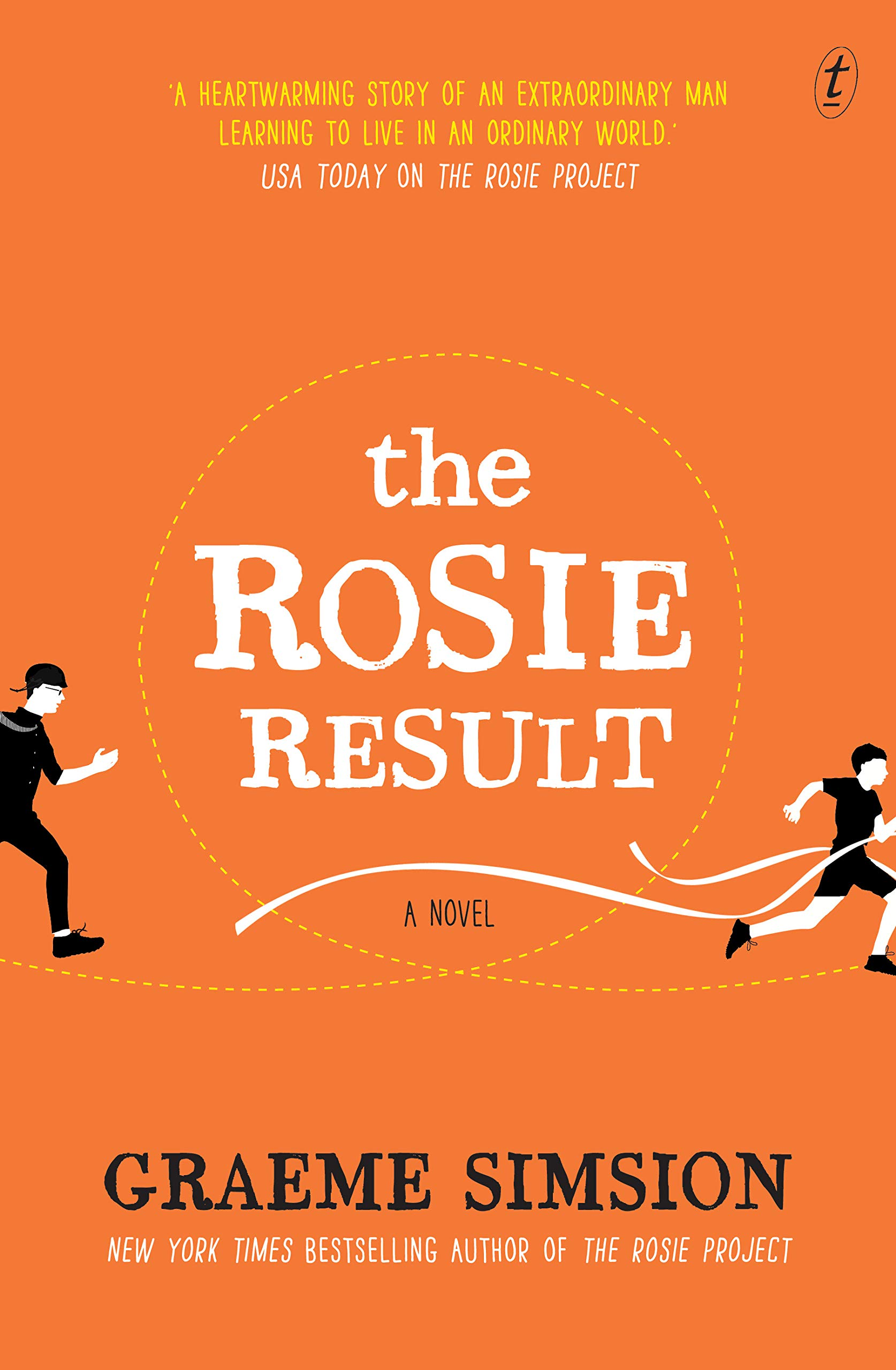the rosie result cover
