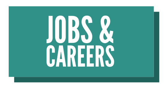 Jobs & Careers Button