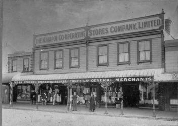 Kaiapoi Co-operative Stores