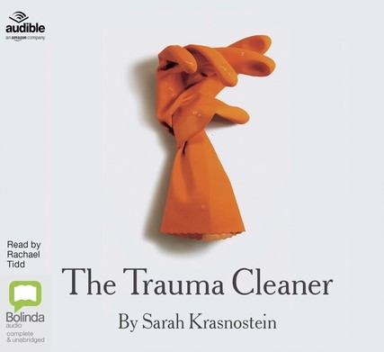 the trauma cleaner cover