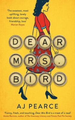 Dear Mrs Bird cover