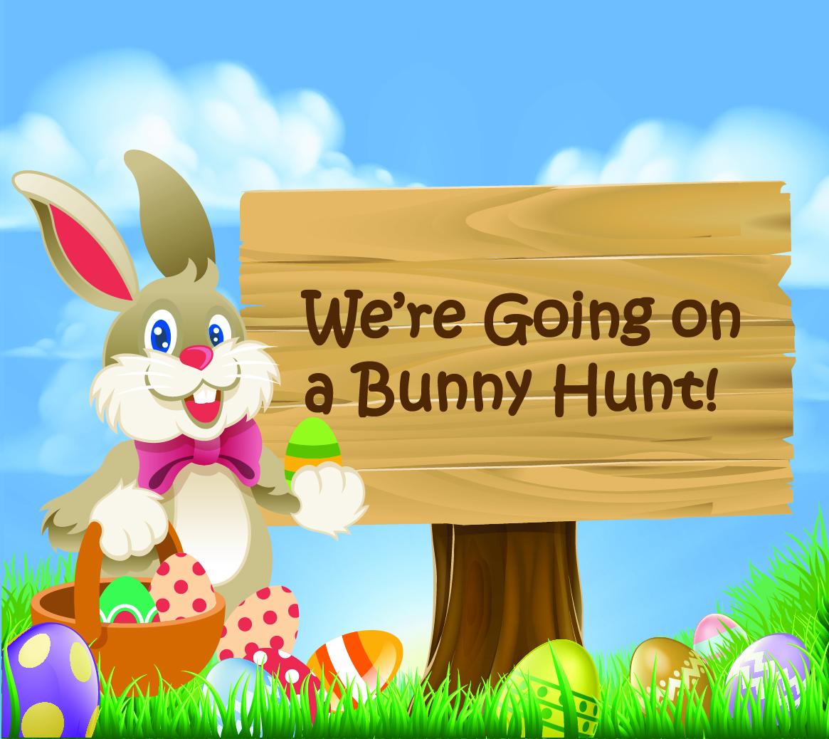 Easter Bunny Hunt thumbnail image.