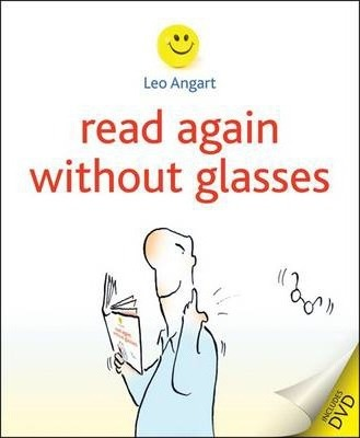 Read again without glasses cover
