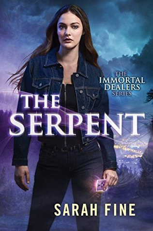 the serpent cover